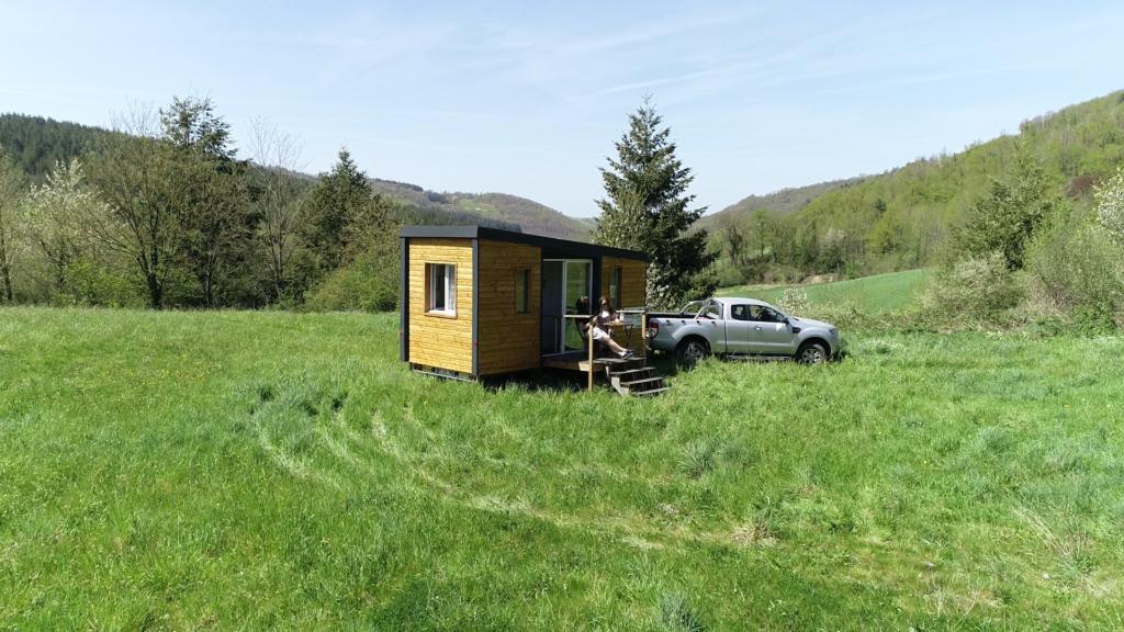 tiny house sur terrain