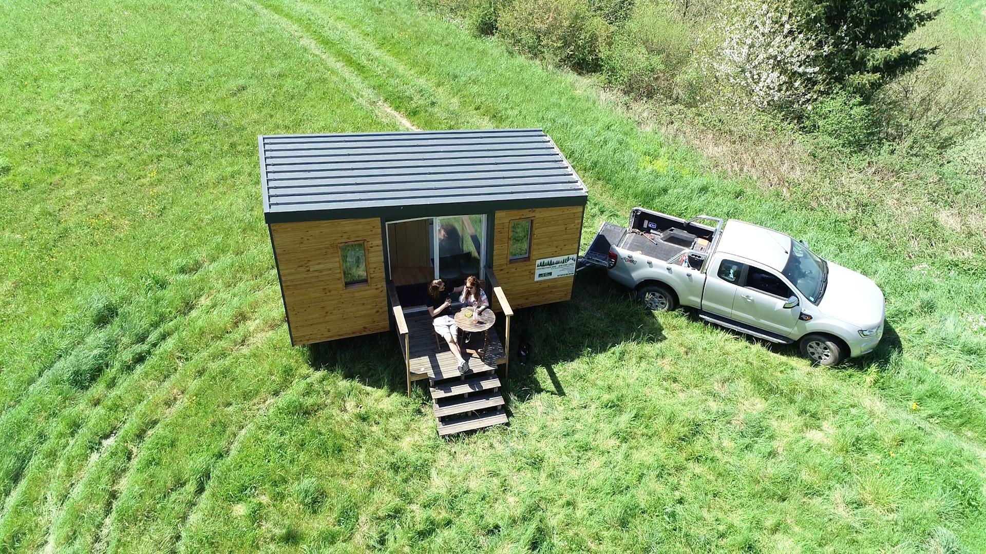 terrasse tiny house