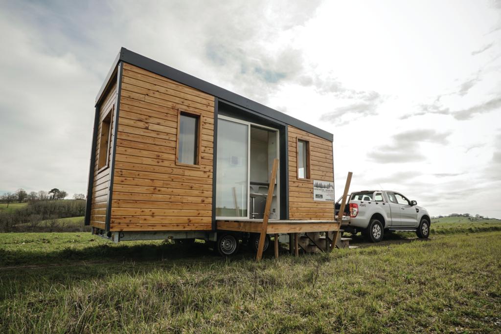 tiny house mobile